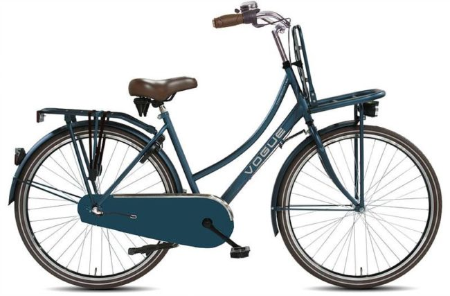 vélo cargo-vélo transport-vélo hollandais-sunrider 85-cycle urbain-lady
