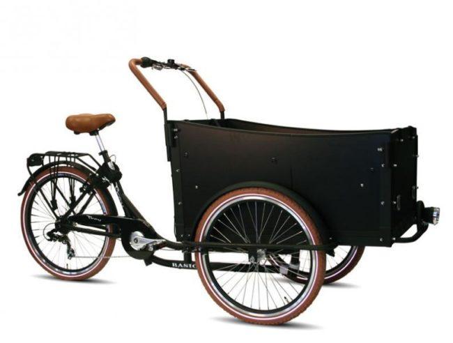 triporteur-tricycle-vélo cargo-vélo transport-mobilité-famille