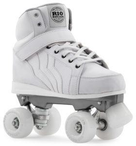 RIO220 Rio Roller Kicks White Main-quad-freestyle-roller-derby-rioroller