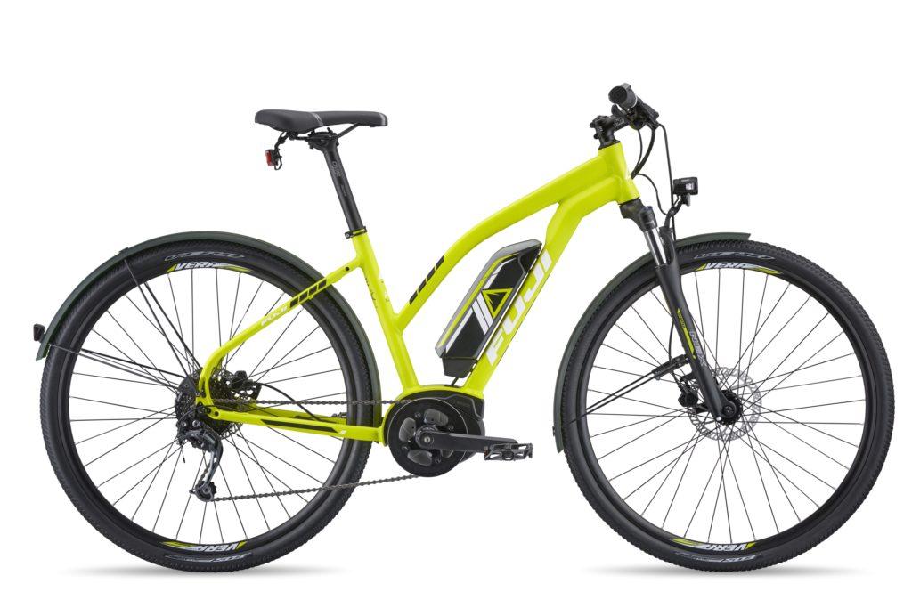 vélo à assistance électrique-vtc-sunrider85
