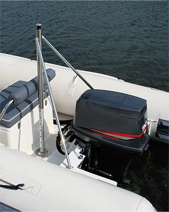 Pylone-bateau-traction-wake-bouée-ski nautique