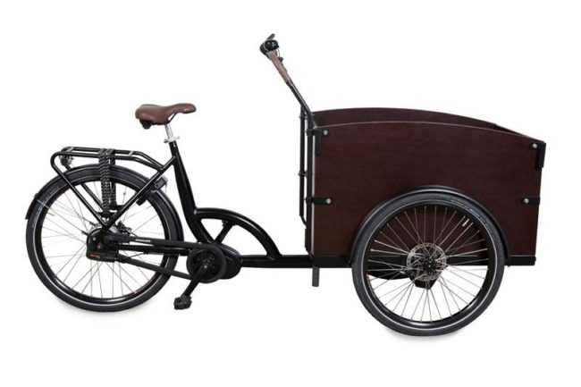 triporteur-cargo-vélo transport