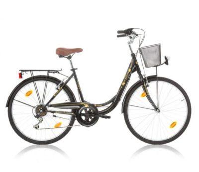 vélo hollandais, vélo urbain, cycle dame, les sables d'olonne, piste cyclable, chic