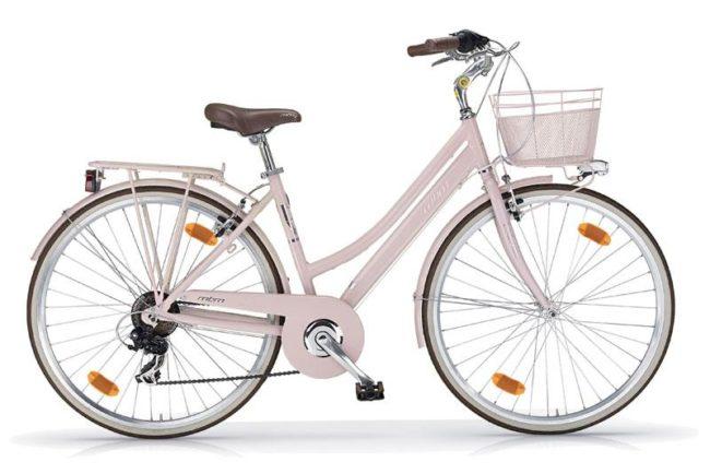 Vélo de ville-chic-lady-city