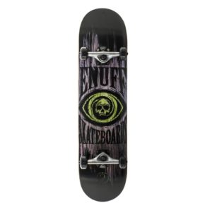 skateboard Enuff Skull Green Main
