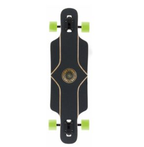 longboard Mindless Raven II Green Black Grip Main