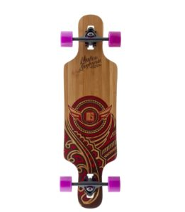longboard-Mindless Raven II Red Main
