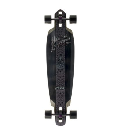 longboard-cruising-black series-sunrider85