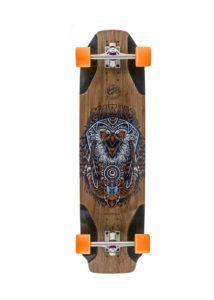 longboard-Mindless Voodoo Makali DH Main