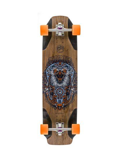 longboard-vitesse-descente-rider-sunrider85