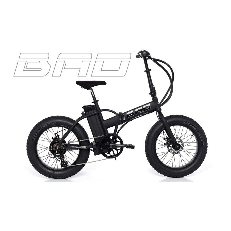 FAT BIKE-VAE-URBAIN-BAD BOY-PLIABLE-CITY