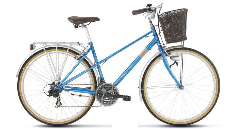 vélo urbain-lady-vtc-ville-city-famille