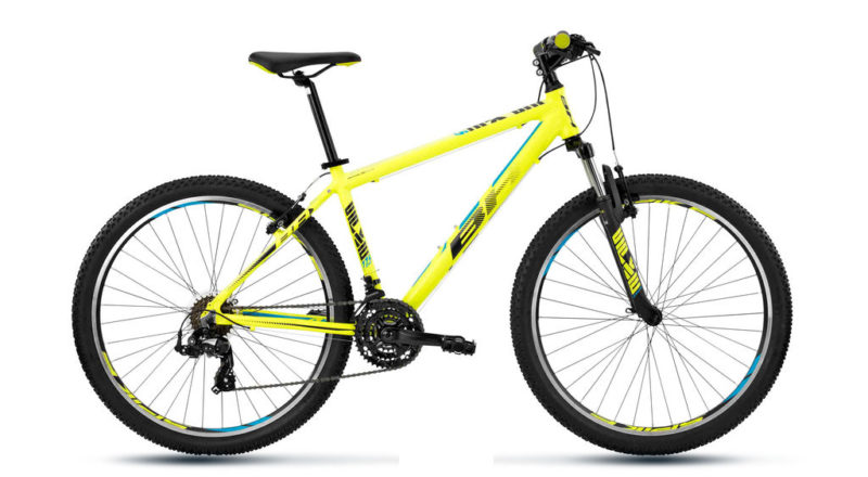 "VTT-BH-SPIKE-27,5"" 21SP-SUNRIDER85-MOUNTAIN BIKE-XC-SPORT"