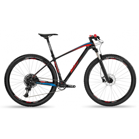 VTT CROSS COUNTRY / NOIR ET ROUGE / CARBON / SRAM NX EAGLE-bh-sunrider85