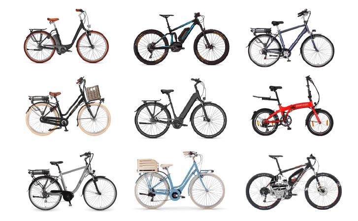 Vélos électriques Sunrider85
