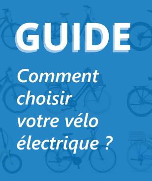 guide choisir vélo électrique
