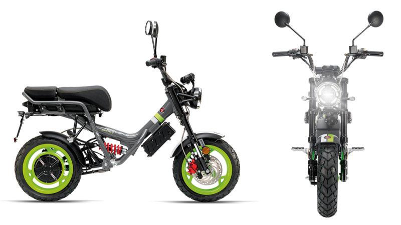 les sables d'olonne vendée sun rider 85 scooter électrique